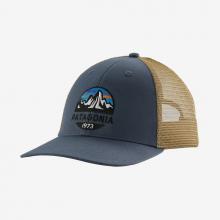 Fitz Roy Scope LoPro Trucker Hat by Patagonia in Blacksburg VA