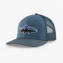 Fitz Roy Trout Trucker Hat by Patagonia in Loveland CO