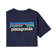 Men's P-6 Logo Organic T-Shirt by Patagonia in Tuscaloosa Al