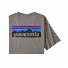 Men's P-6 Logo Organic T-Shirt by Patagonia in Langley City Bc