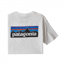 Men's P-6 Logo Organic T-Shirt by Patagonia in Chelan WA
