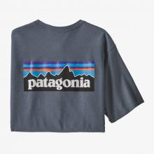 Men's P-6 Logo Responsibili-Tee by Patagonia in Chelan WA