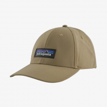 P-6 Logo Channel Watcher Cap by Patagonia