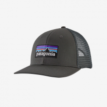 P-6 Logo Trucker Hat by Patagonia in Vancouver Bc