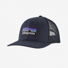 P-6 Logo Trucker Hat by Patagonia in Vernon Bc