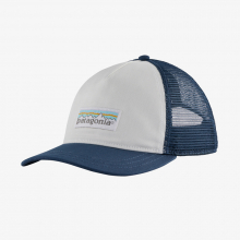 Women's Pastel P-6 Label Layback Trucker Hat by Patagonia in Chelan WA