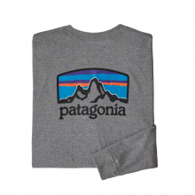 Men's L/S Fitz Roy Horizons Responsibili-Tee by Patagonia in Sioux Falls SD
