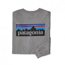 Men's L/S P-6 Logo Responsibili-Tee by Patagonia in Chelan WA