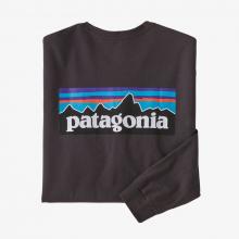 Men's L/S P-6 Logo Responsibili-Tee by Patagonia in Lakewood CO
