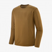 Men's L/S Cap Cool Trail Shirt