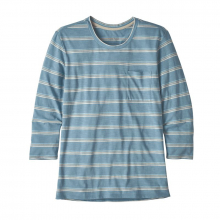 Women's Mainstay 3/4 Sleeved Top by Patagonia in Sioux Falls SD