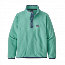 Girls' Micro D Snap-T Pullover by Patagonia in Sioux Falls SD