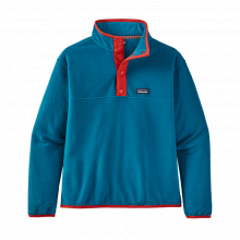 Girls' Micro D Snap-T P/O by Patagonia in Sioux Falls SD
