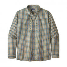 Men's Long-Sleeve Sun Stretch Shirt by Patagonia
