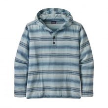 Men's LW Fjord Flannel Hoody by Patagonia in Iowa City IA