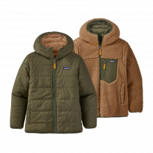 Boys' Reversible Ready Freddy Hoody by Patagonia in Sioux Falls SD