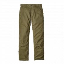 Men's All Seasons Hemp Canvas Double Knee Pants - Short