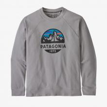 Men's Fitz Roy Scope Organic Crew Sweatshirt