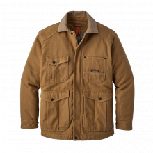 Men's Iron Forge Hemp Canvas Barn Coat by Patagonia