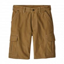 Men's Iron Forge Hemp Canvas Cargo Shorts - 11 in.