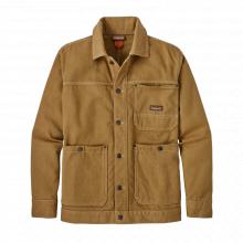 Men's Iron Forge Hemp Canvas Chore Coat
