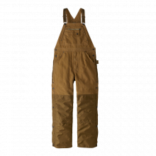Men's Iron Forge Hemp Canvas Insulated Overalls - Reg by Patagonia