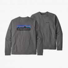 Men's P-6 Logo Organic Crew Sweatshirt by Patagonia in Sioux Falls SD