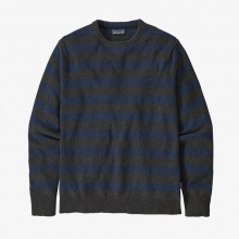 Men's Recycled Cashmere Crewneck Sweater
