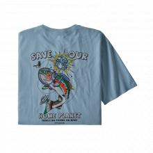 Men's Space Fly Organic T-Shirt