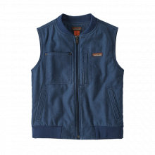 Women's All Seasons Hemp Canvas Vest by Patagonia in Sioux Falls SD