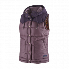 Women's Bivy Hooded Vest by Patagonia in Casper WY