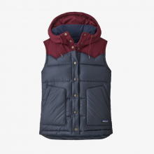 Women's Bivy Hooded Vest by Patagonia in Cranbrook BC