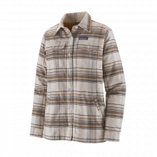 Women's Insulated Fjord Flannel Jacket by Patagonia