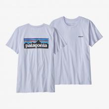 Women's P-6 Logo Organic Crew T-Shirt