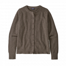 Women's Recycled Cashmere Cardigan