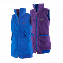 Women's Shelled Synch Reversible Vest by Patagonia