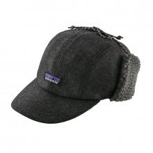 Recycled Wool Ear Flap Cap by Patagonia in Bakersfield CA