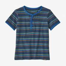 Baby Squeaky Clean Henley by Patagonia
