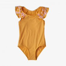 Baby Water Sprout One-Piece Swimsuit