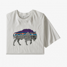 Men's Back For Good Organic T-Shirt by Patagonia in Golden CO