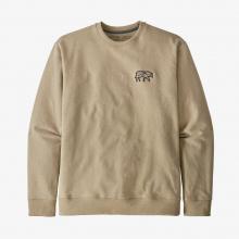 Men's Back For Good Uprisal Crew Sweatshirt by Patagonia