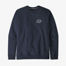 Men's Back For Good Uprisal Crew Sweatshirt by Patagonia in Arcata CA