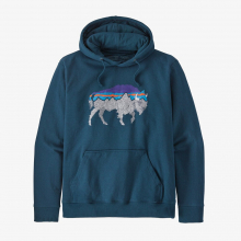 Men's Back For Good Uprisal Hoody by Patagonia in Golden CO