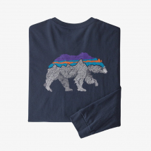 Men's L/S Back For Good Responsibili-Tee by Patagonia in Chelan WA