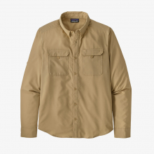 Men's L/S Self Guided Hike Shirt by Patagonia in Cranbrook BC