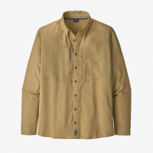 Men's L/S Sol Patrol Shirt by Patagonia in Golden CO
