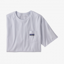 Men's P-6 Label Pocket Responsibili-Tee by Patagonia in Sioux Falls SD