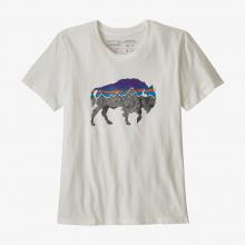 Women's Back For Good Organic Crew T-Shirt by Patagonia in Chelan WA
