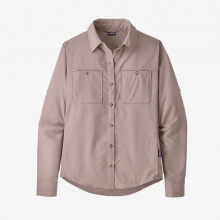 Women's L/S Self Guided Hike Shirt by Patagonia in Arcata CA