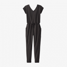 Women's Organic Cotton Roaming Jumpsuit by Patagonia in Denver CO